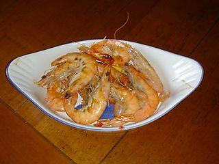 Home shrimp