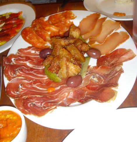 Kafana meats